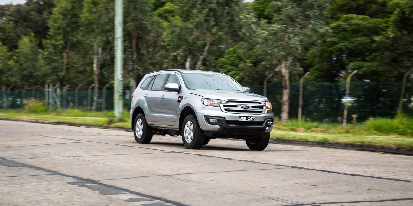 Ford Everest Ambiente MT 2018