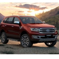 Everest Titanium 2.0L Bi-Turbo 4x4 AT